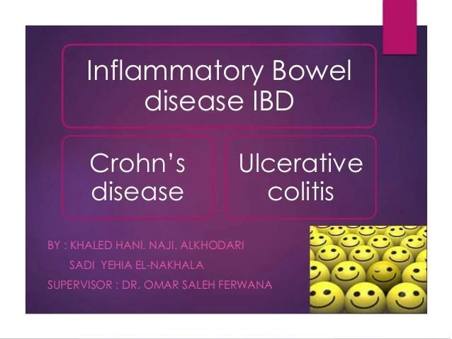 Irritable Crohn Bowel Disease Ulcerative Colitis And