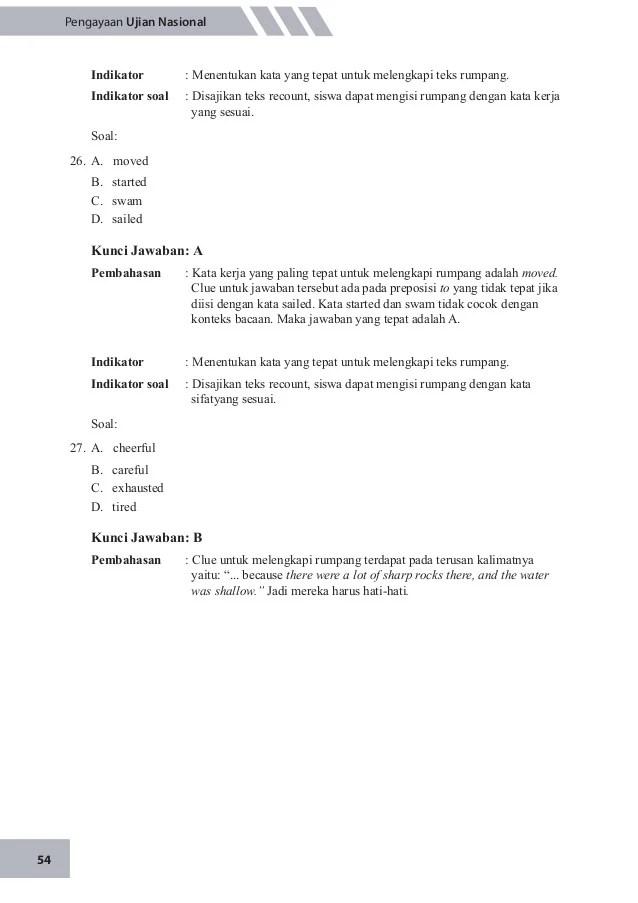 Contoh Soal Melengkapi Kalimat Rumpang : contoh, melengkapi, kalimat, rumpang, Contoh, Melengkapi, Kalimat, Rumpang, Bahasa, Inggris, Dapatkan