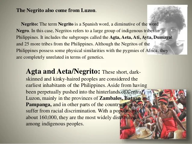 indigenous people in the philippines