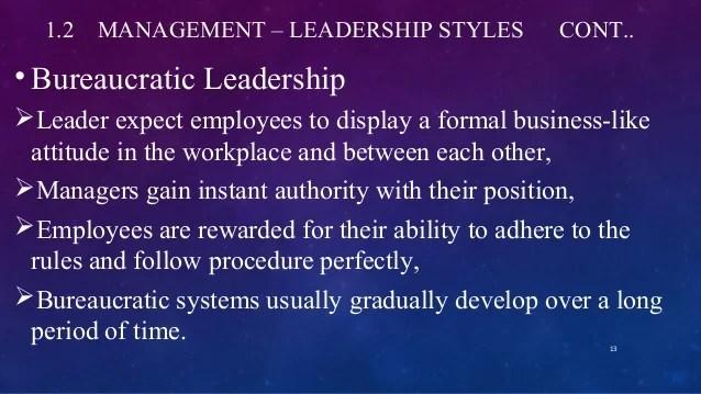 Unit 1 Developing Strategic Management And Leadership Skills