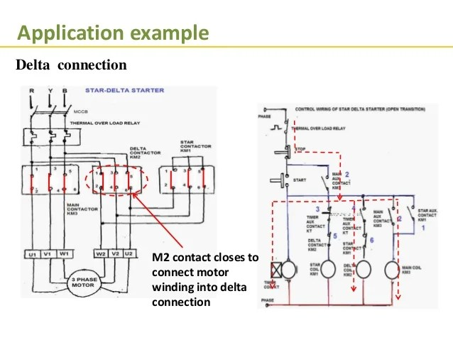 star delta control panel wiring diagram unified modeling language class programmble logical 40