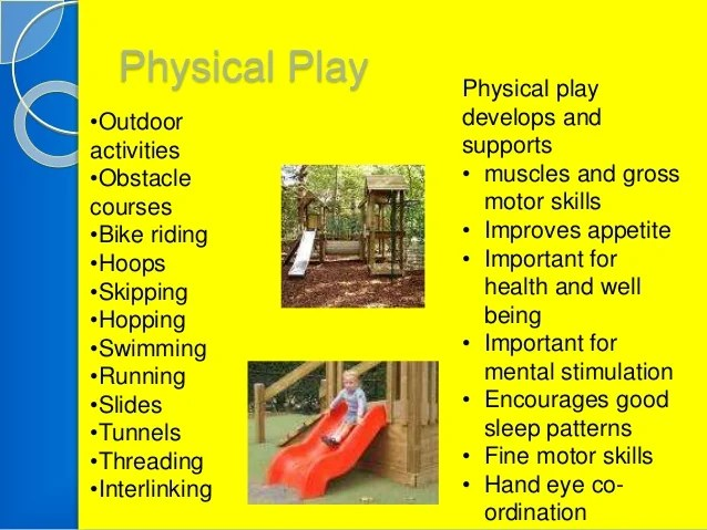 Unit 7 Pp Supporting Childrens Play In Early Years