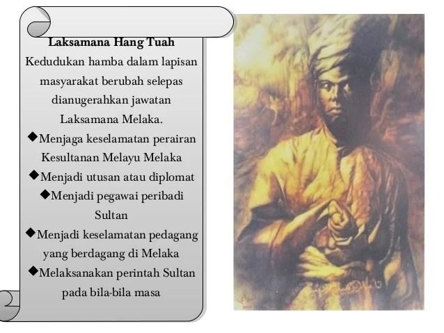 Riwayat Hidup Hang Tuah