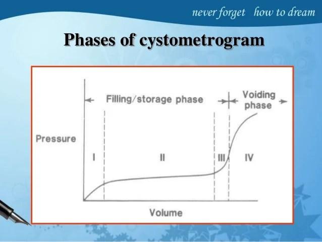 Urodynamic study