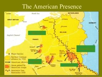 wwi argonne forest war enters battle france