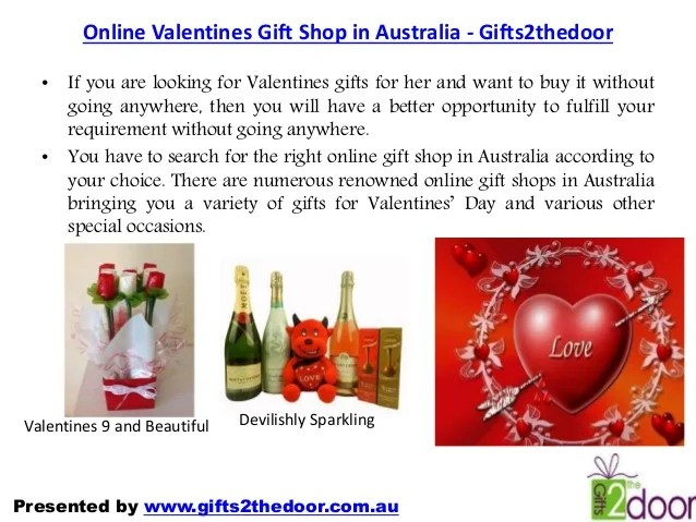 Valentines Gifts For Her Online In Perth Australia