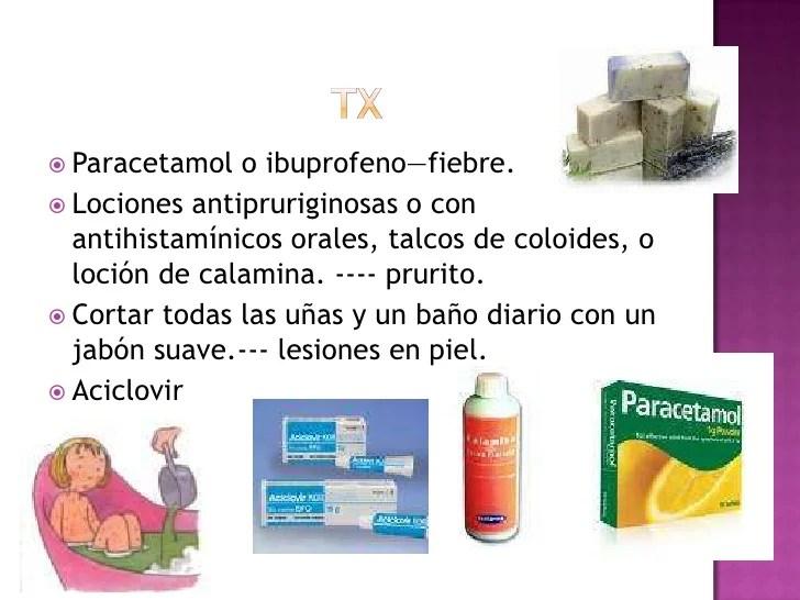 Varicela y herpes zoster