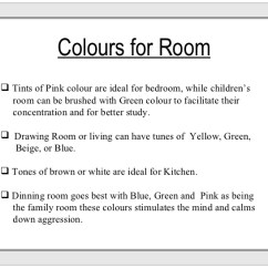 Best Color For Living Room Walls According To Vastu Rugs Home Goods Tips Colours