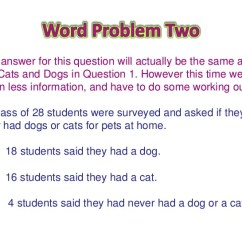 Word Problems Involving Venn Diagram Factory Stereo Wiring Diagrams See Next Slide 7