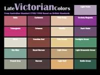 Victorian Color Schemes Interior - Home Design