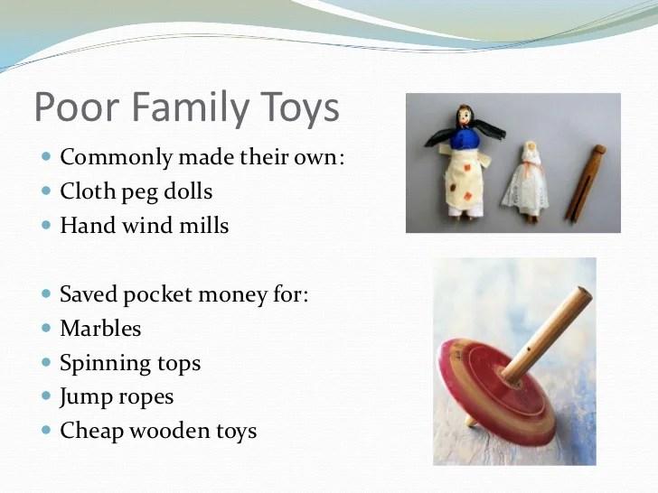 Victorian Era Toys