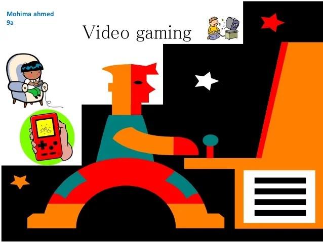 Video Gaming Presentation