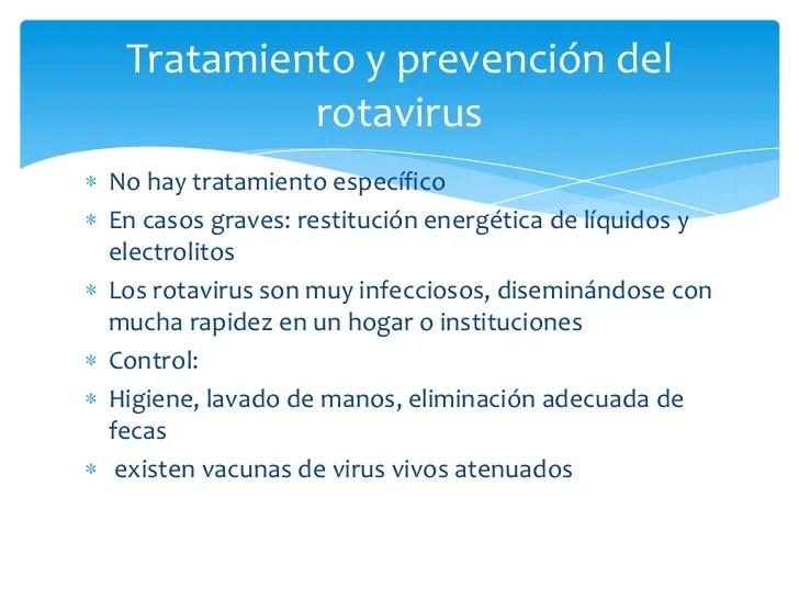 Virus de las diarreas