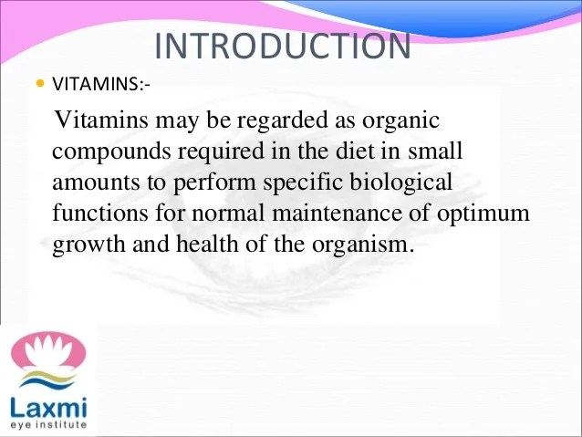 Vitamin   visual cycle moderator dr sudha seetharam presenter ravneet chadha also rh slideshare