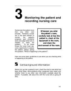 Vital signs and observation of patient also how often do you record observations during hour charting frodo rh fullring
