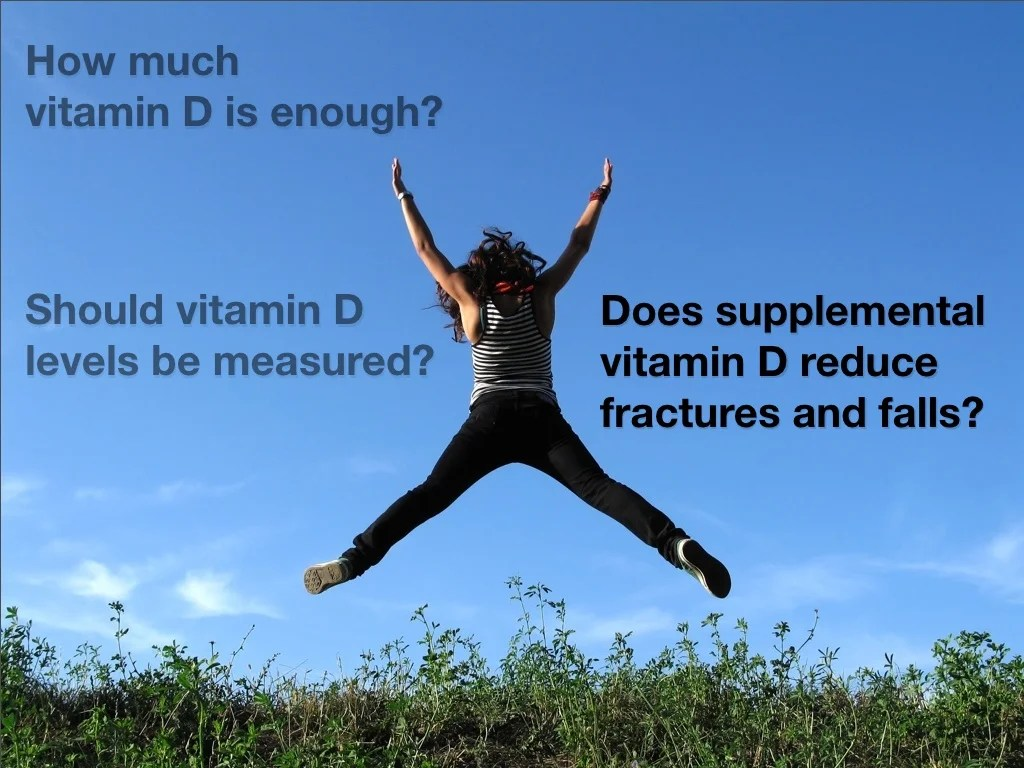 How much vitamin D is