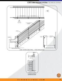 Exterior Railing, Balcony Railing, Deck Railing