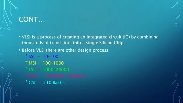Integrated Circuits Msi 100 To 1000 Transistors Per Integrated