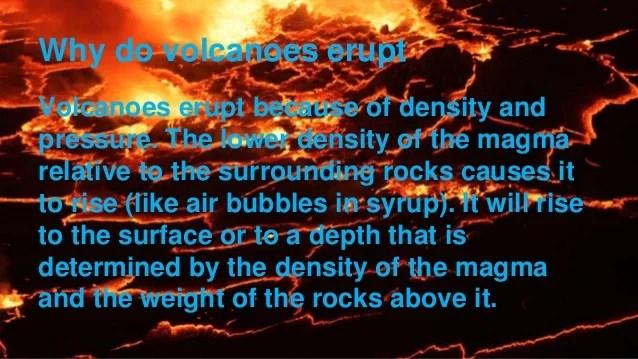 Volcano powerpoint #2