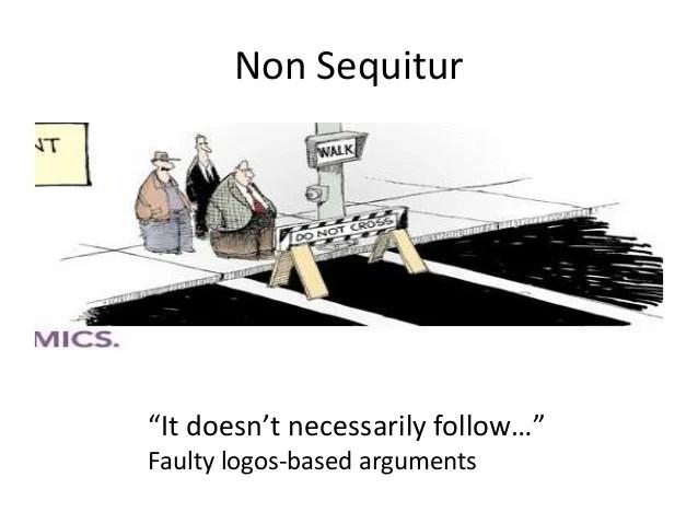 W270 logical fallacies