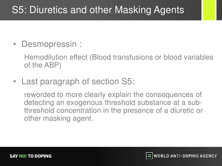 Chemical Masking Agents