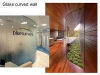 Wall and floor systems for Office spaces