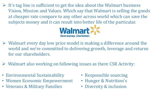 Walmart PESTLE Analysis
