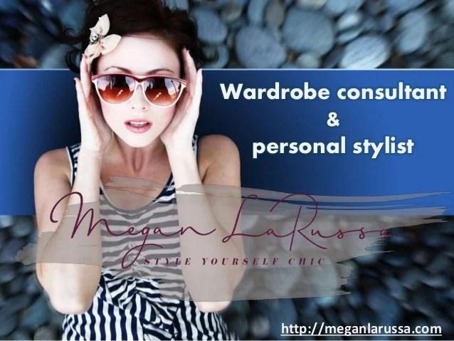 personal fashion consultant