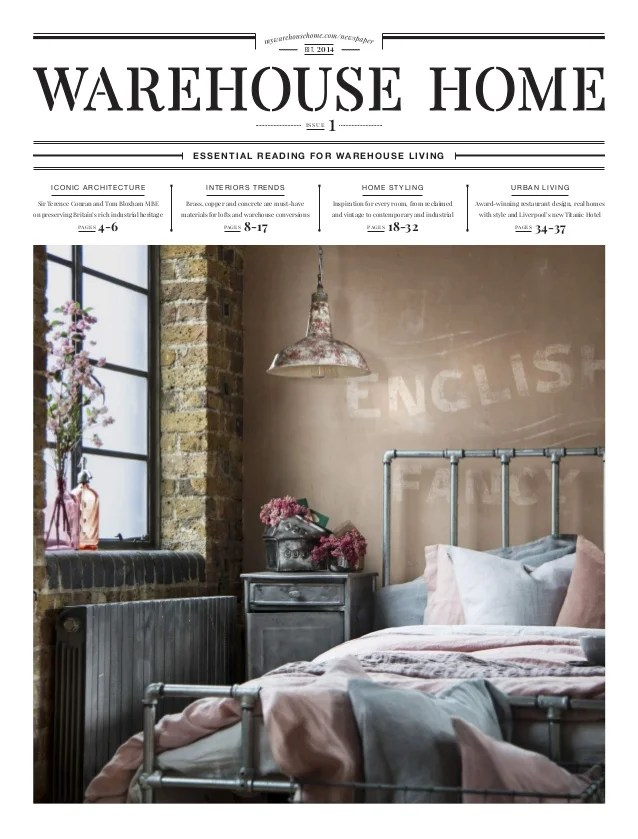 Warehouse Home Architecture Interior Design Amp Decor