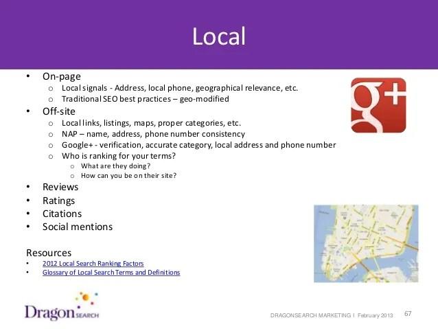Advanced SEO Training & Workshop in NYC at Webgrrls