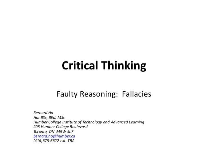 Week 7 Faulty Reasoning Teacher Version