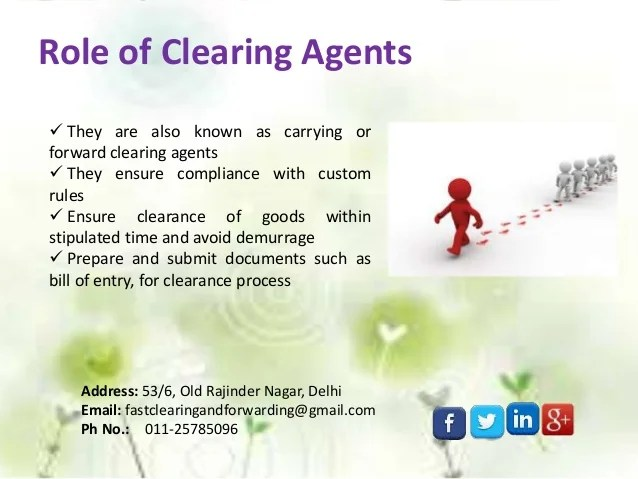 What Is Custom Clearance  The Responsibilities Of A