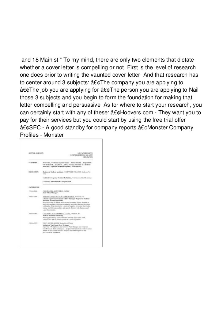 Cover Letter Sample Referred By Friend | Resignation Letter ...