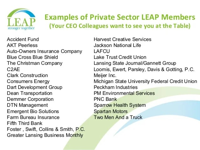 What is LEAP