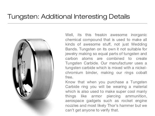 What is Tungsten Carbide