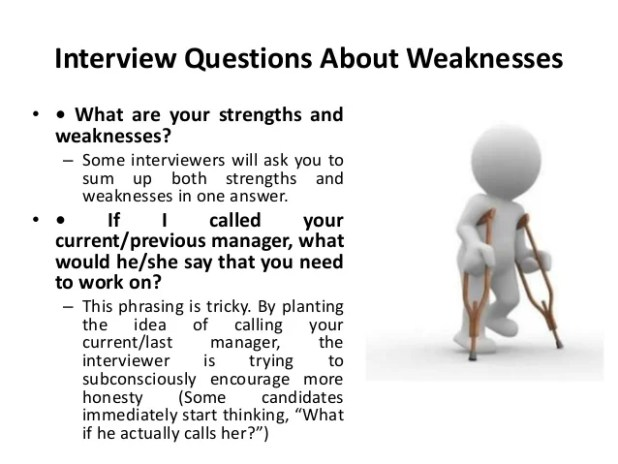 What Is Your Greatest Weakness Interview Questions Manu Melwin Joy 14 638gresize618464ssl1