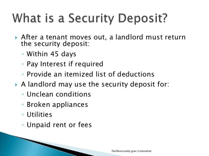 Letter to tenant returning security deposit poemview landlord s letter returning security deposit dolap magnetband co altavistaventures Image collections