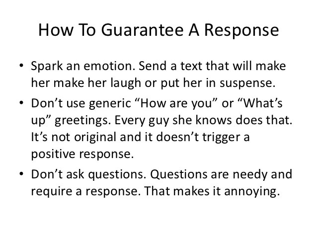 What to say to make a girl smile