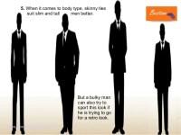 When to wear skinny ties?