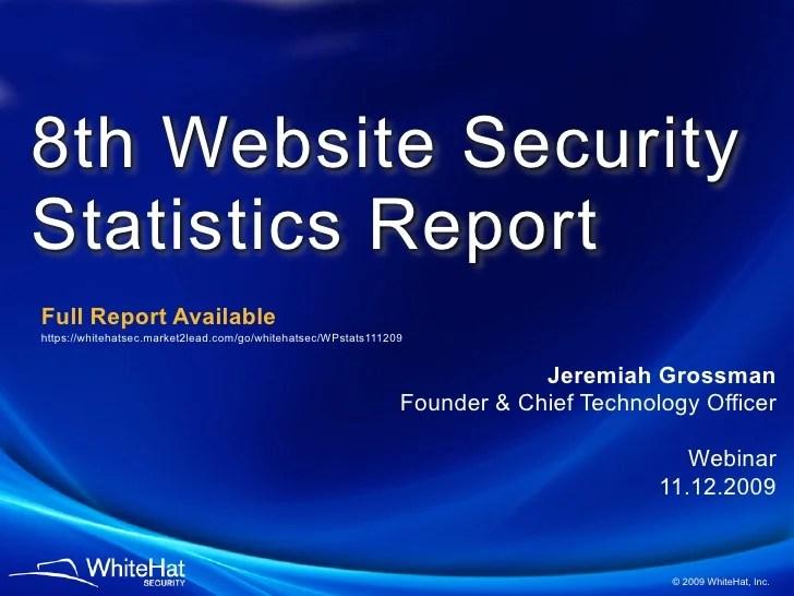 Website Security Reputation