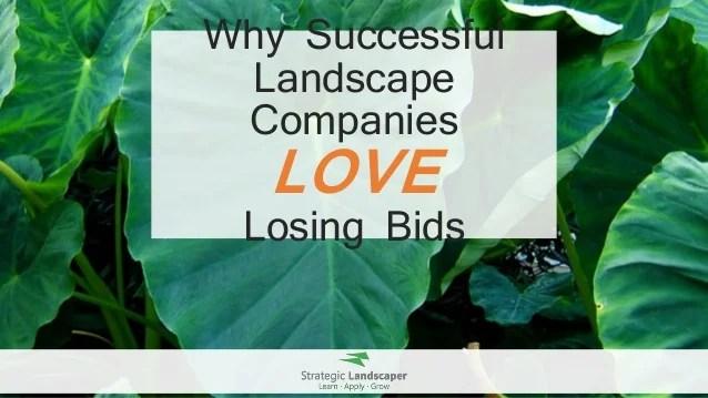 successful landscape companies