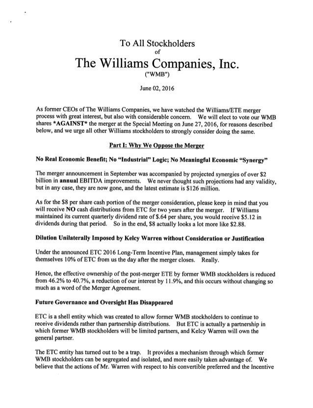 Letter To Shareholders Template Examples - Resume Examples