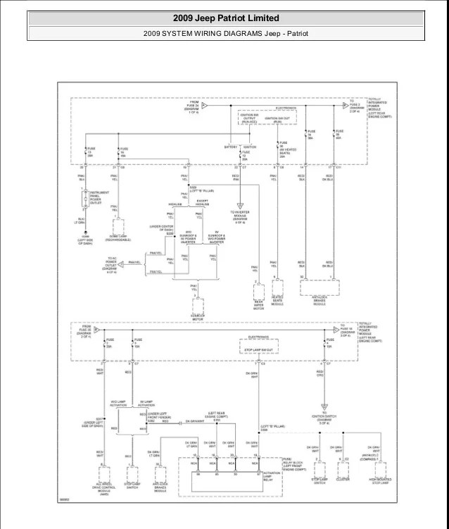 wiring diagram jeep compass  wiring diagram