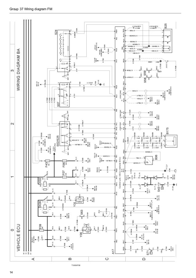 16 pin connector wiring diagram