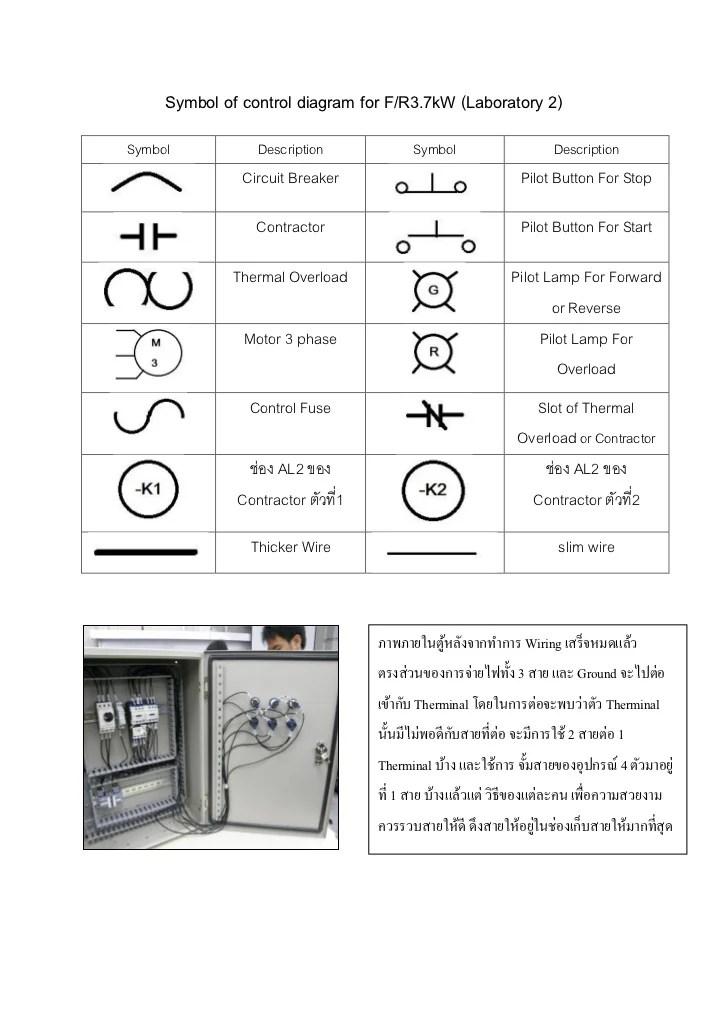 wiring diagram circuit breaker symbol ps2 keyboard to usb รายงานการเข้าทำ laboratory