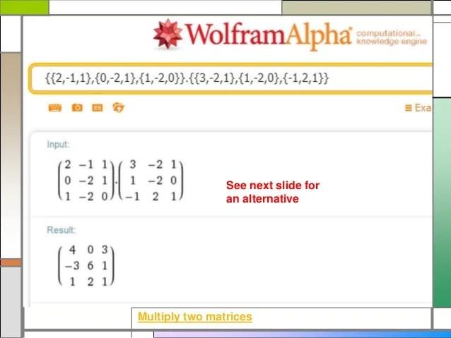Determinant Matrix Wolfram Alpha | Fachriframe co