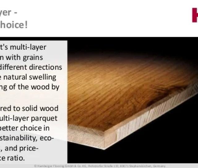 Germany Hamberger Academy Wood Flooring 2