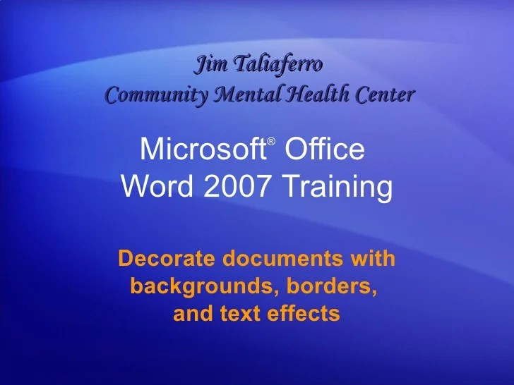 education borders for word documents