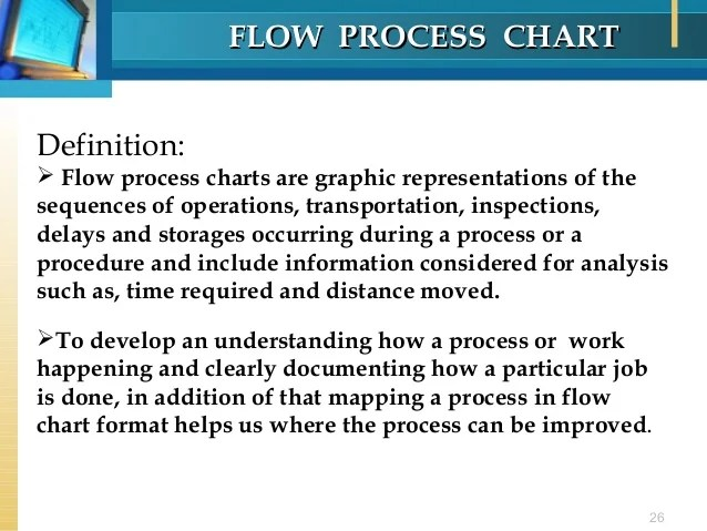 Flow Process Chart Definition Homeschoolingforfree