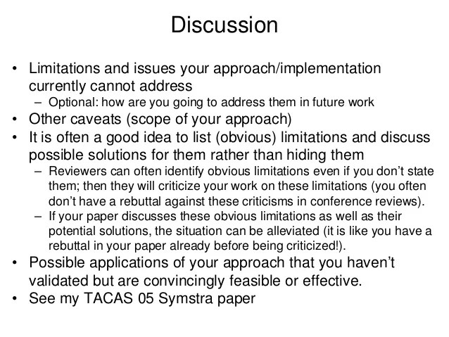 Write Discussion Section Research Paper Does Homework Help Your